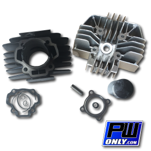 pw 80 cylinder, piston, and seals complete kit