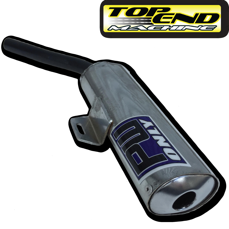 High Performance Parts >> Hi Performance Pw80 Silencer Yamaha Pw80 Parts