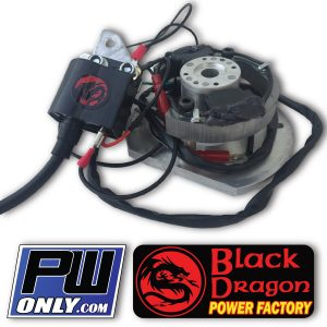 Black Dragon PW50 High Performance Ignition Kit
