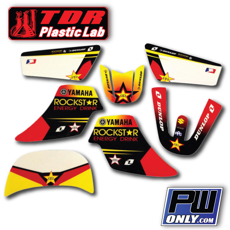 PW50 Rockstar Graphics PWonly