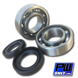 PW 80 Crank Bearings with seals yamaha