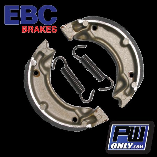 PW 80 brake pads pwonly