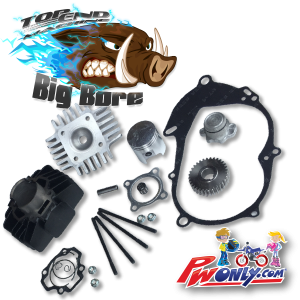 pw50 60cc big bore engine kit