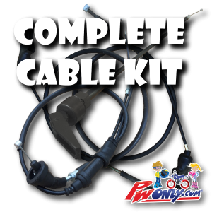 pw 50 complete cable kit