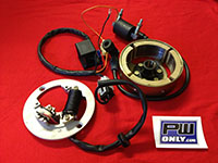 PW80 Ignition System Kit