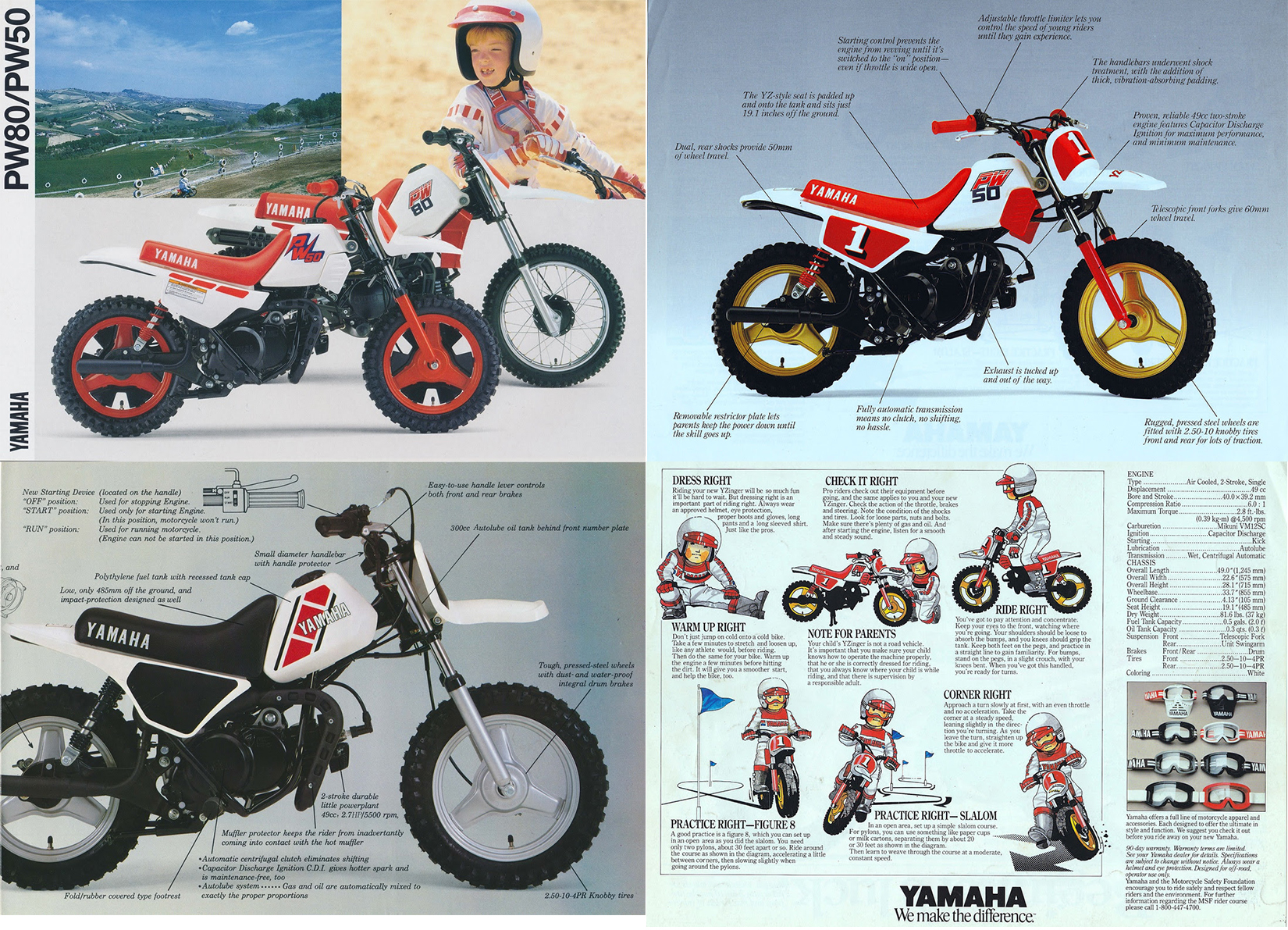 Yamaha 50cc Dirt Bike Engine Diagram | Wiring Diagram