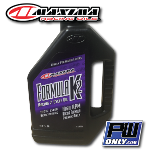 Maxima Formula K2 2-Cycle Racing oil