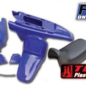 yamaha pw 50 blue plastic kit