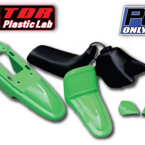 yamaha pw 50 green plastic kit