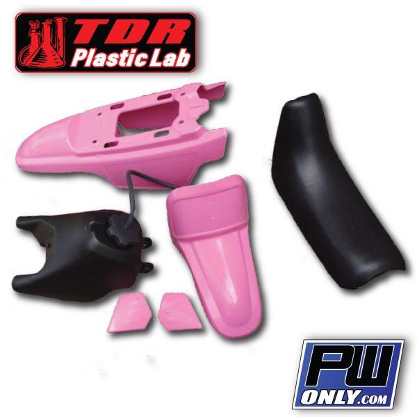 yamaha pw 50 pink plastic kit