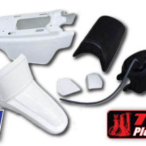 yamaha pw 50 white plastic kit