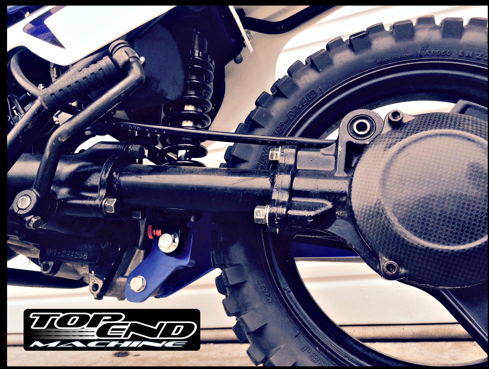 PW50 Single Shock Rear Suspension Kit - Forks optional