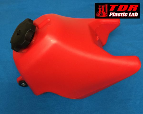 PW50 Red Fuel Tank