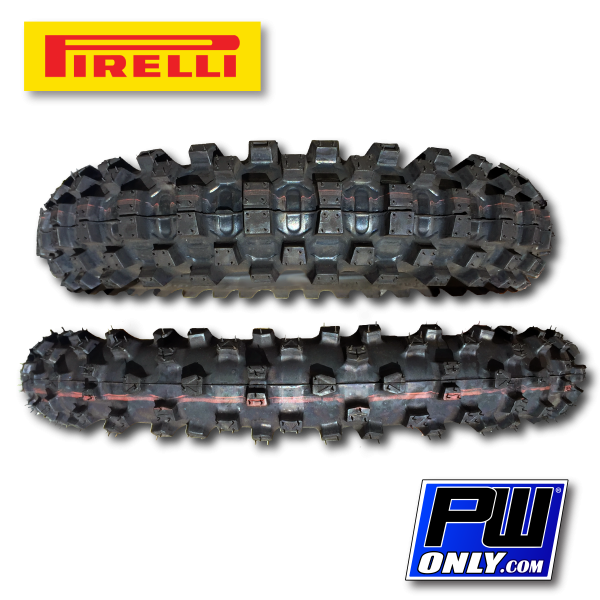 pw 80 mx tires from pirelli