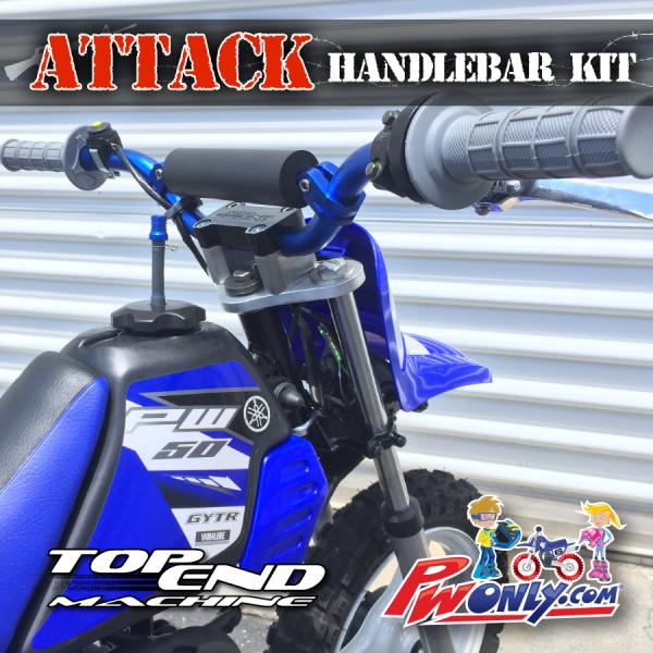 """ATTACK"" PW50 Handlebar Kit"