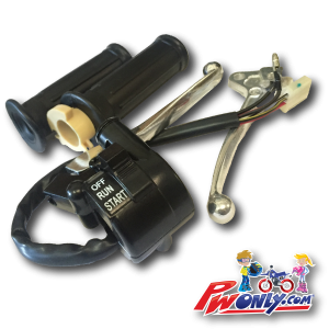 PW50 Throttle Assembly
