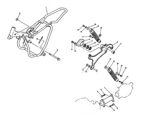 Yamaha Pw50 Pw80 Schematics Pwonly Com Parts Diagrams