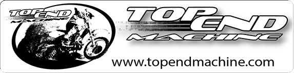 top end machine banner
