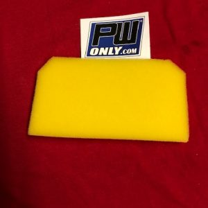 PW80 dual stage foam air filter
