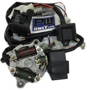 PW50 Standard Ignition Kit